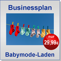 Businessplan Babymode Laden