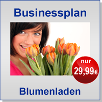 Businessplan Blumenladen