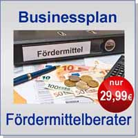 Businessplan Fördermittelberater