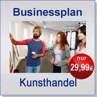 Businessplan Kunsthandel