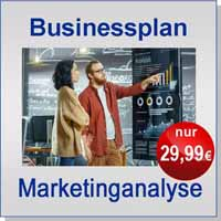Businessplan Marketing Analye Unternehmen