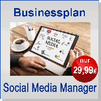Businessplan Social Media Manager