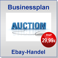 Businessplan Ebay Handel