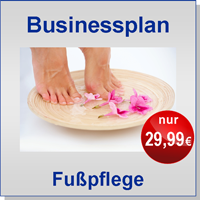 Businessplan Fußpflege