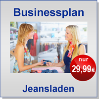 Businessplan Jeansladen