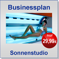 Businessplan Sonnenstudio