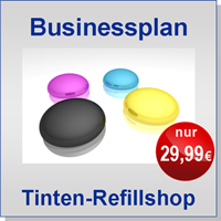 Businessplan Tinten Refillshop