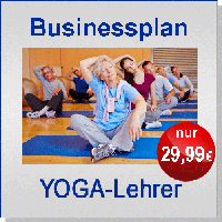 Businessplan YOGA Lehrer