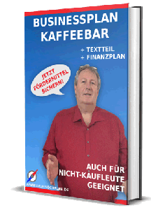 Businessplan Kaffeebar