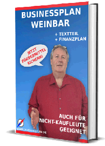 Businessplan Weinbar